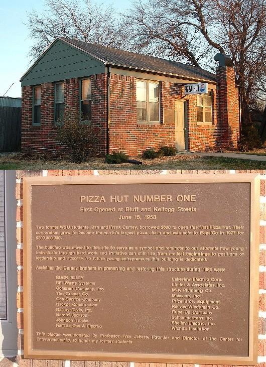 A origem da pizza hut a origem das coisas - Restaurante pizza hut ...