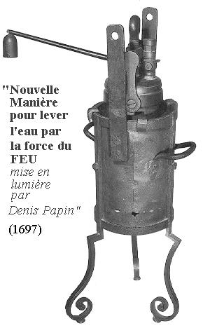 A Marmita De Papin